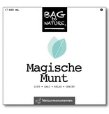 Bag-to-Nature self dyrkning mønt - magic mønt