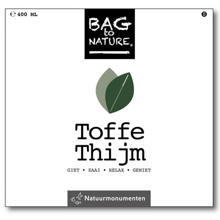 Bag-to-Nature selv vokse timian - kølig timian