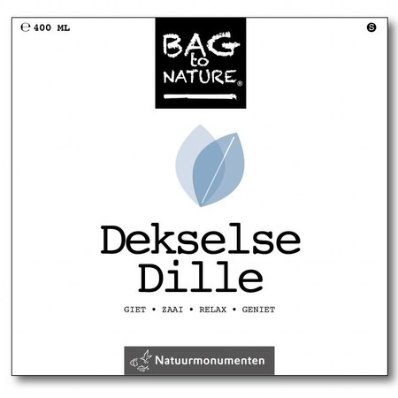 Bag-to-Nature Anbauset - doller Dill