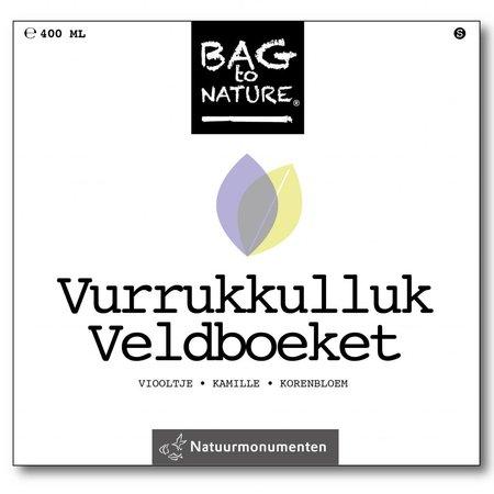 Bag-to-Nature selv-dyrkning felt buket - verukkulluk felt bouquet
