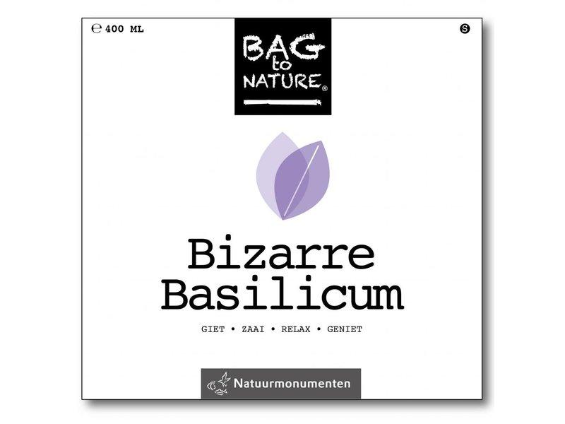 Bag-to-Nature self dyrkning basillicum - bizarre basillicum