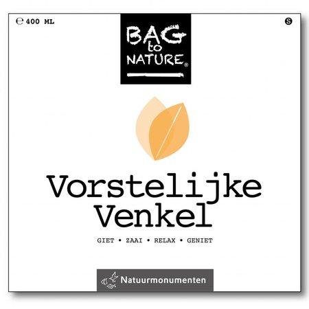 Bag-to-Nature Anbauset - fürstlicher Fenchel