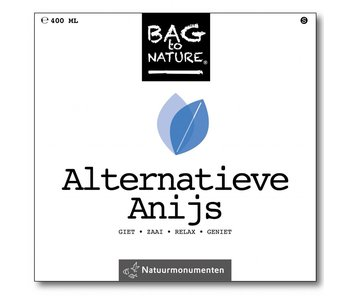 Bag-to-Nature self dyrkning anis - alternativ anis