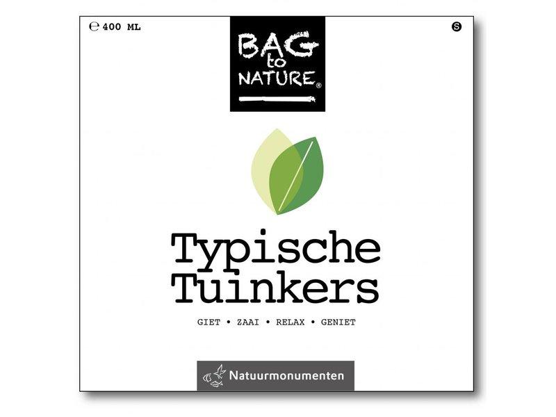 Bag-to-Nature voksende karse - typisk karse