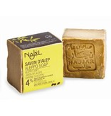 Najel Aleppo Seife mit 4% Lorbeer - 200g