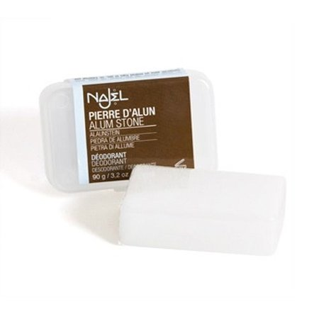Najel alun sten naturlige deodorant - 90 g
