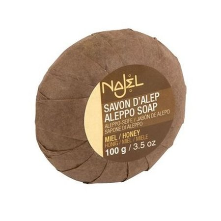 Najel Aleppo zeep honing - 100g