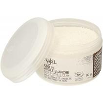 Hvidt ler maske kaolin ler pulver - 90 g