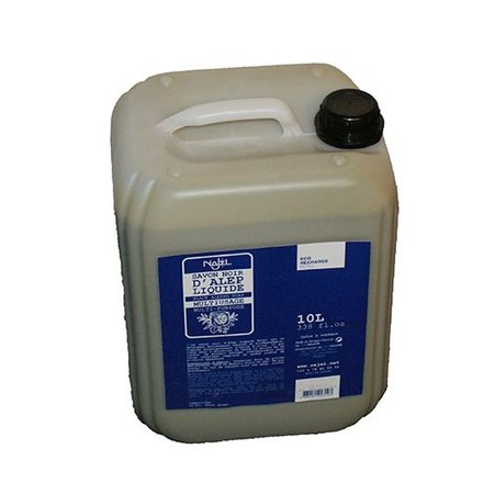 Najel Aleppo sort ECO sæbe vaskemiddel - 10 liter