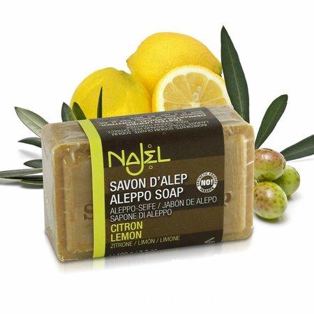 Najel zeep met citroen en limoen - 100g