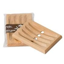 zeepblokje zeepbakje houten onderlegger