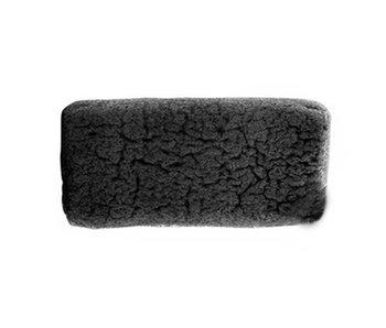 Nutrikraft Konjac-Schwamm - Bambuss-schwarz - rechteckig
