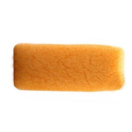 Nutrikraft Konjac spons kurkuma oranje - rechthoek