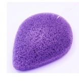 Nutrikraft Konjac Schwamm - lavendelfarben - tropfenförmig