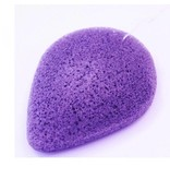 Nutrikraft Konjac spons lavendel paars - druppel