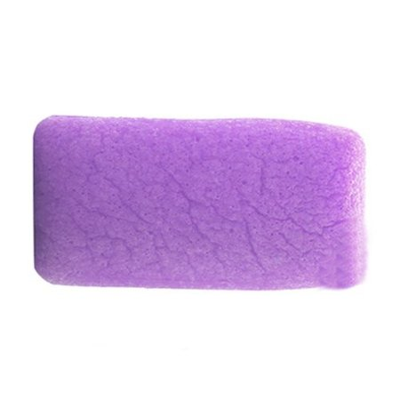 Nutrikraft konjac svamp lavendel lilla - rektangel