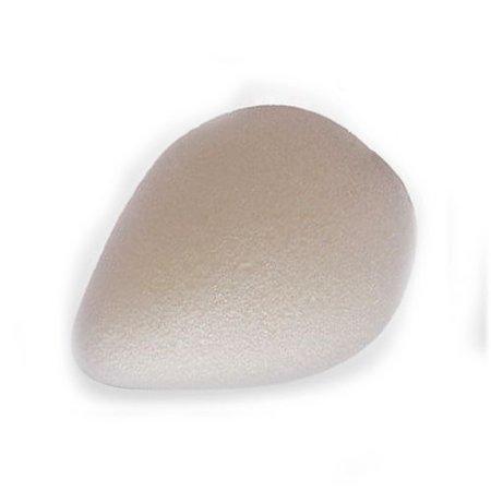 Nutrikraft Konjac-Schwamm - weiß - tropfenförmig