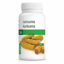 kurkuma curcuma bio capsules - 120vcaps