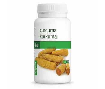 Purasana gurkemeje gurkemeje bio kapsler - 120vcaps