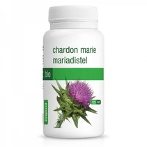 mariadistel bio capsules - 120vcaps