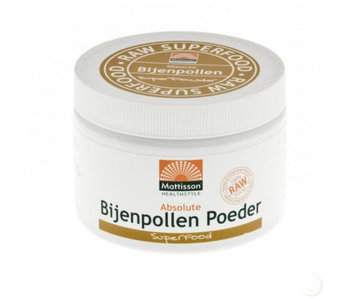 Mattisson Absolute Bienenpollen - Rohkost - 125 g