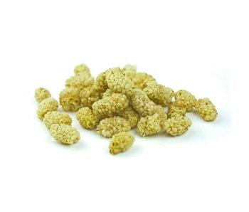 Nutrikraft moerbeibessen wit gedroogd bio - 125g