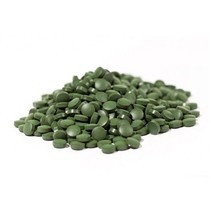 Chlorella tabletter bio - 125 g