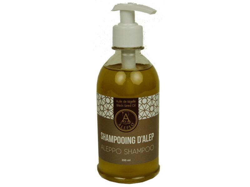 Alepeo Shampoo med sort spidskommen olie - 350 ml