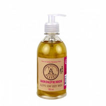 Aleppo shower gel rose - 350 ml