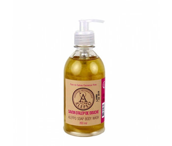 Alepeo aleppo douchegel roos - 350ml