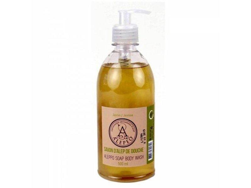 Alepeo Aleppo shower gel med jasmin - 350 ml