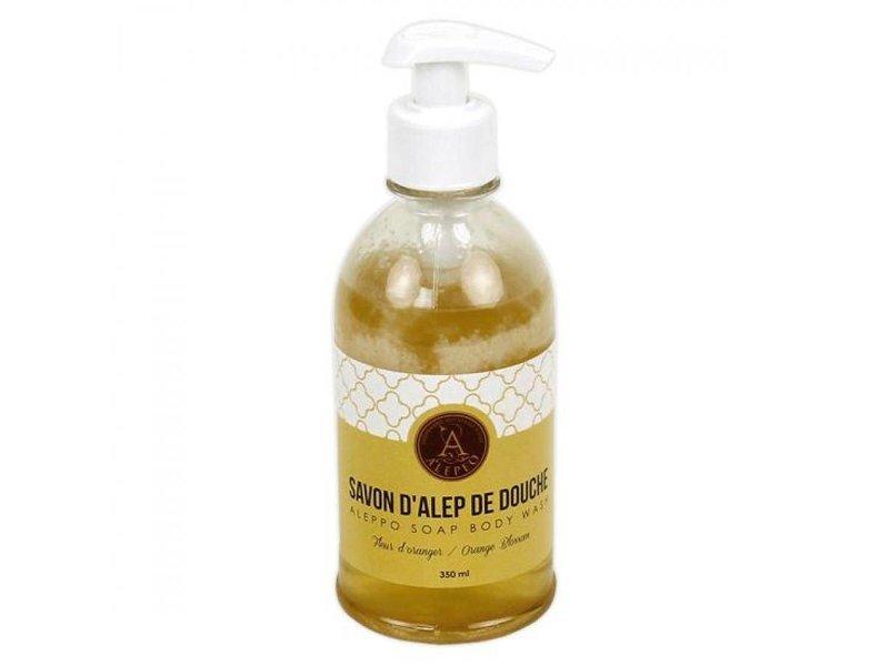 Alepeo Aleppo shower gel med appelsin - 350 ml