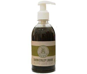 Alepeo Vloeibare zeep naturel 350 ml