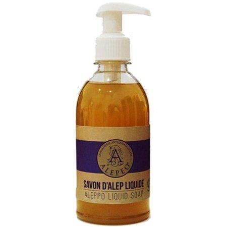 Alepeo Vloeibare zeep lavendel 350 ml