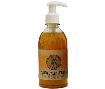 Alepeo Vloeibare zeep sinaasappel 350 ml