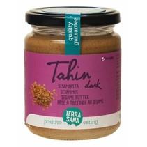 tahini sesam pasta mørk salt fri - 250g