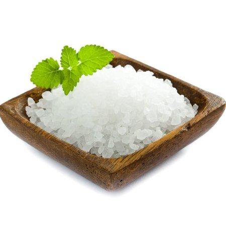 Nutrikraft betyder arealer havsalt granulat - 25 kg