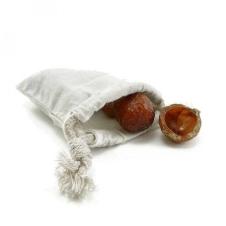 Nutrikraft bomuld vaskepose for Soapnuts