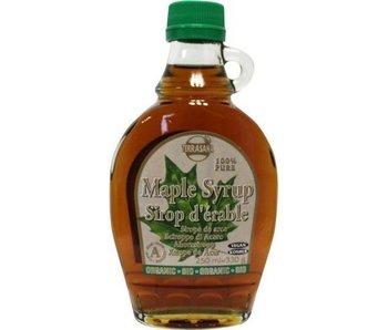 Terrasana Bio-Ahornsirup Klasse A Glaskaraffe - 500 ml