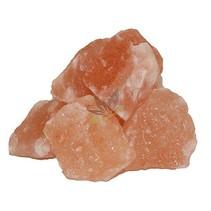 Himalaya salt rå salt bidder - 2-25 kg på palle