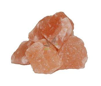 Nutrikraft Himalaya salt rå salt bidder - 2-25 kg på palle