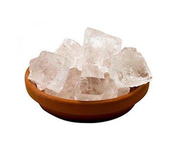 Nutrikraft halietzout klumper hvid oerzout - 1 kg