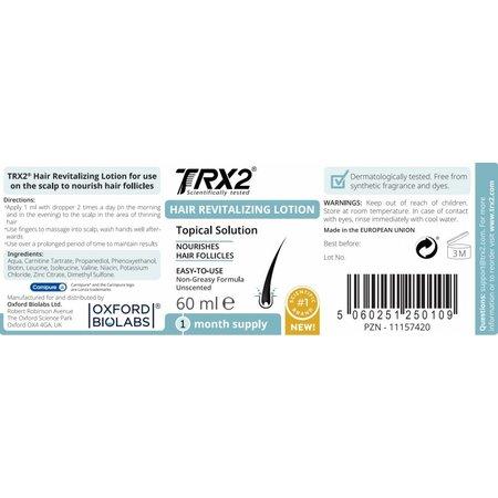 TRX2 Haar Revitaliserende Lotion