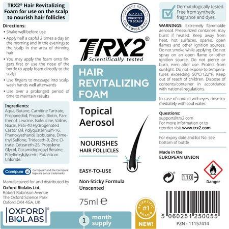 TRX2 Hår Revitalizing Foam
