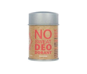 The Ohm Collection no sweat - Deopuder Blossom - 60g