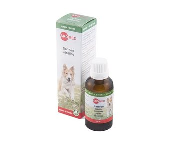 Aromed tarme til hund 50ml