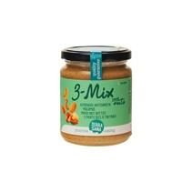 3er-Mix Nusspaste - ohne Erdnüsse - 250g