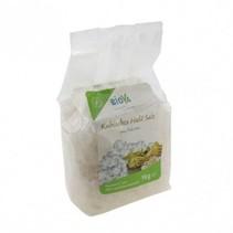 halietzout granuleret hvid stensalt - 1 kg