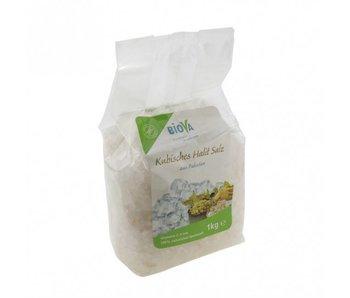 Nutrikraft halietzout granuleret hvid stensalt - 1 kg