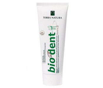 Terra Natura stevia tandpasta Biodent -Basic